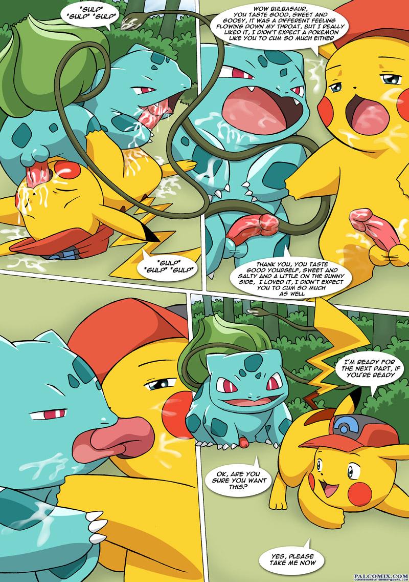 gay pikachu