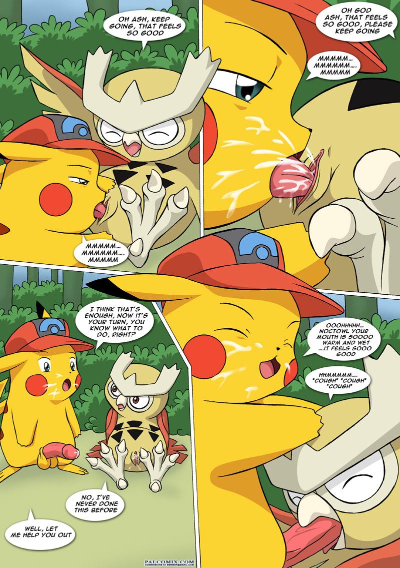 Female pikachu ash sex