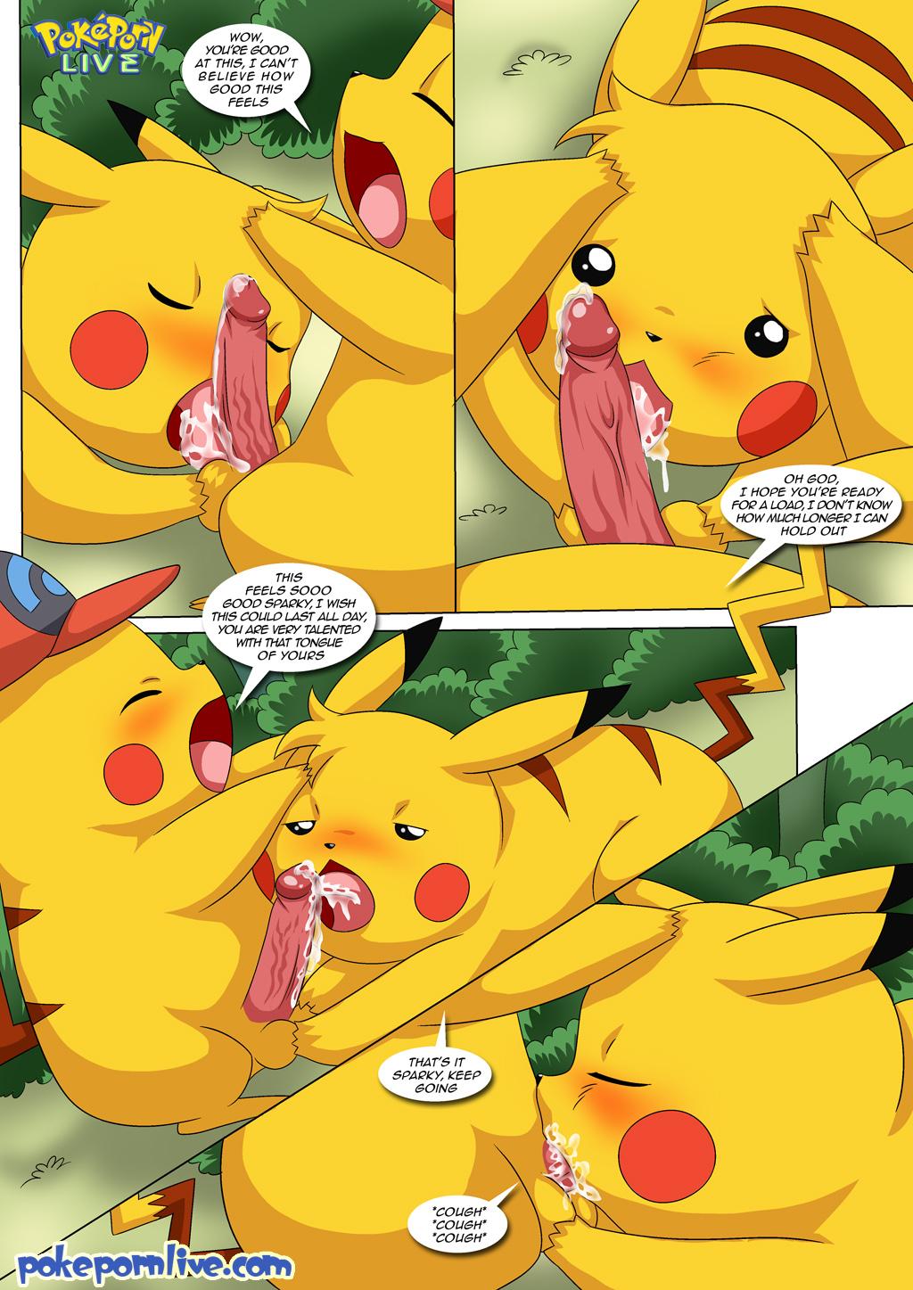 Pikachu Porno