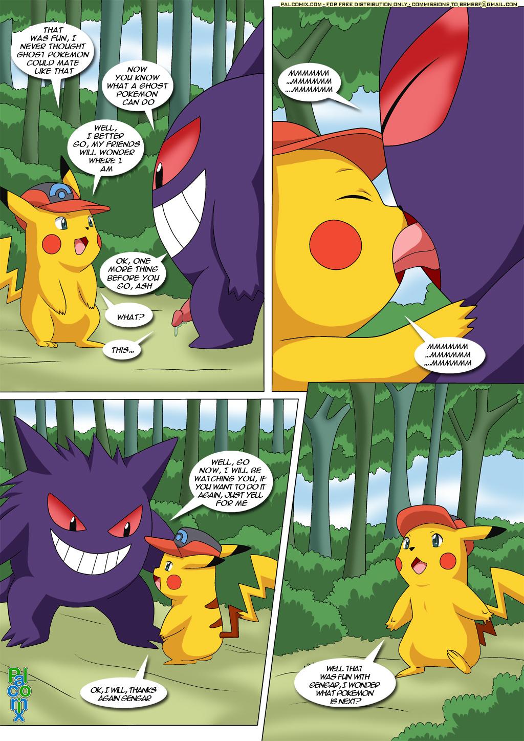 Pokemon Cartoon Porn Videos