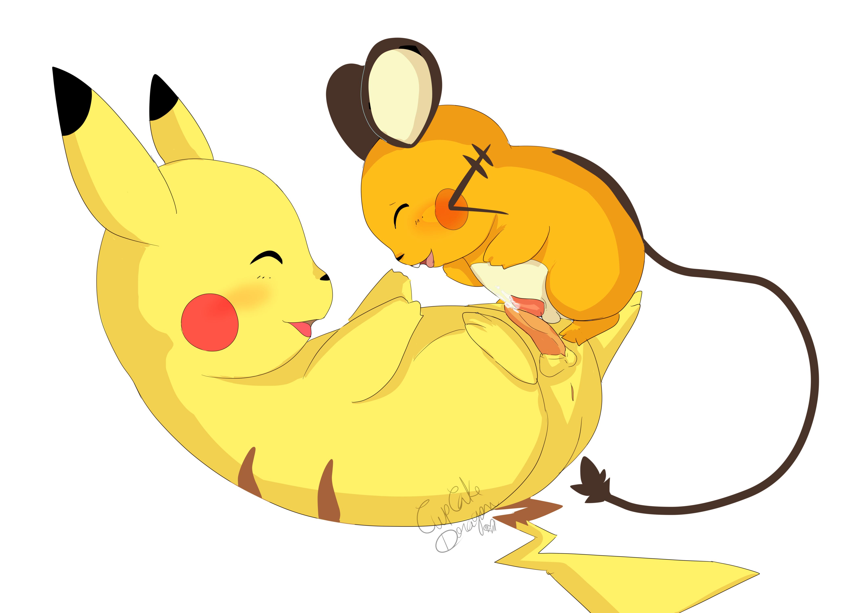 Pikachu Gay Sex
